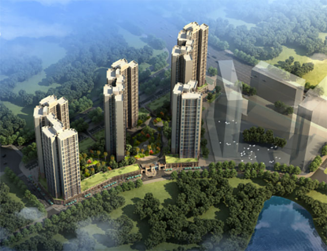 桂林麓湖国际社区E2