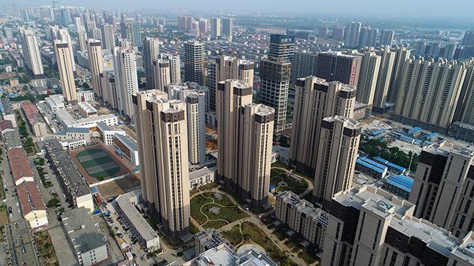 唐山赵庄铁路楼改造工程